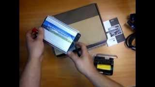 Grid micro inverter по русски!