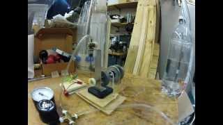 Energy storage using compressed air