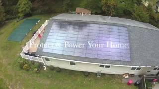 SunTegra Solar Shingle Installation | 8.0 kW | Huntington Station, NY