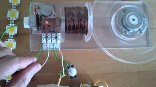 Eigenbau Bedini Generator Motor Feb 15 DEA