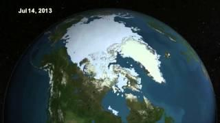 NMTV Green : West Antarctic Ice sheet could drown World's capital cities