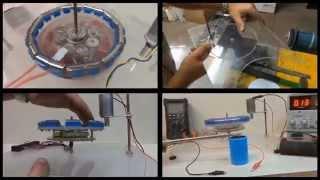 New Prototype Magnet Generator Motor