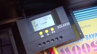 Solar30 charge controller (PWM)
